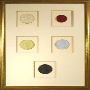 Image of Intaglio sampler - color examples