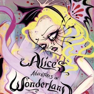 Image of Alice in Wonderland book (signed copy)