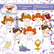 Image of First Communion Girls 2