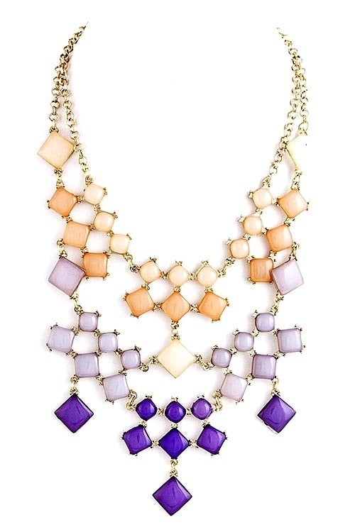 Image of Ombré Falls Necklace