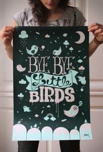 Image of Bye bye little birds