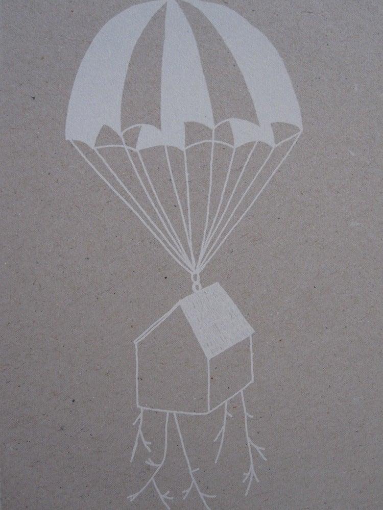 Image of Maison parachute petit modèle