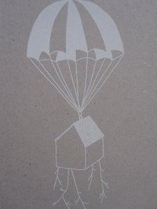 Image de Maison parachute petit modèle