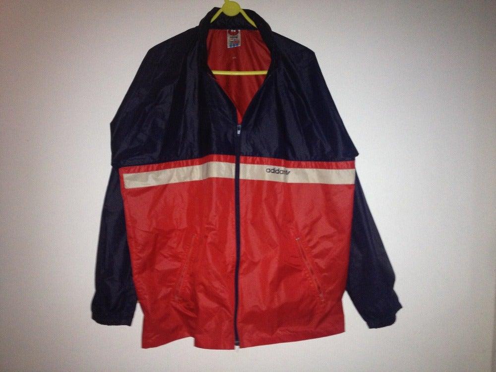 Retro Adidas Original Shell Jacket - Large / RetroStore