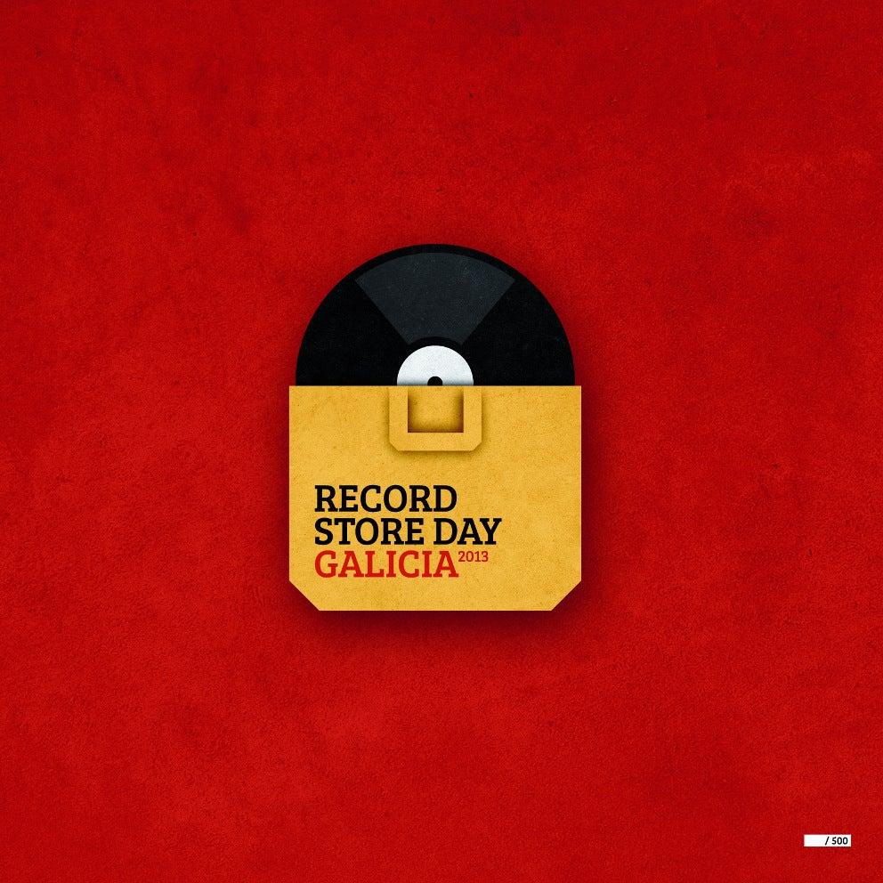 """Image of 10"""" del Record Store Day Galicia"""