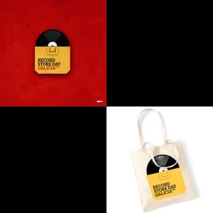 "Image of Pack Vinilo en 10"" + Tote Bag del Record Store Day"