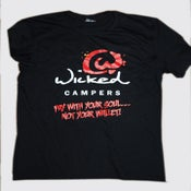 Image of Wicked Campers Tee