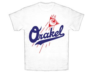 Image of ORAKEL MEN'S DODGER DOG TEE