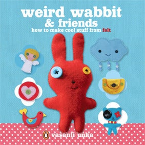 Image of weird wabbit & friends