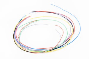 Image of Silver Teflon hookup wire