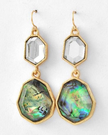 Image of Emeral City Earrings