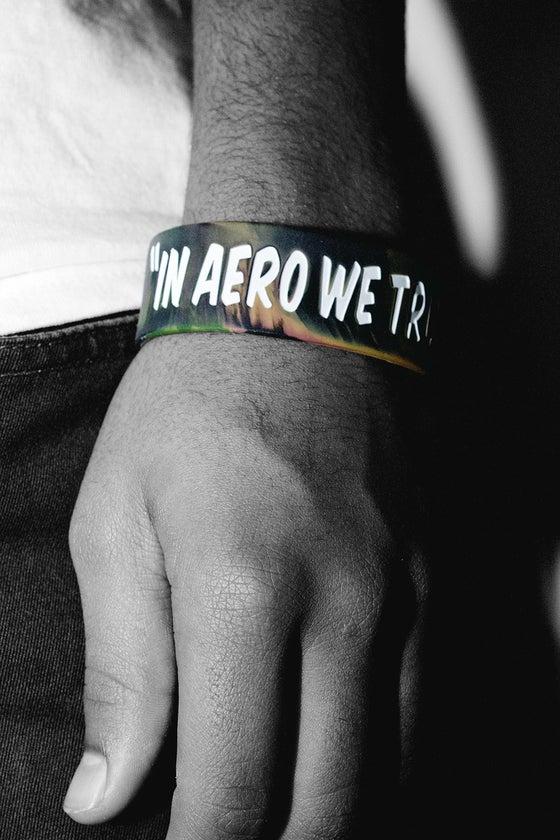 Image of In Aero We Trust Cammo Wristband