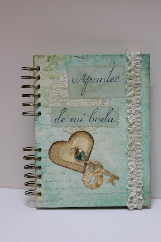 Image of Agenda de novia