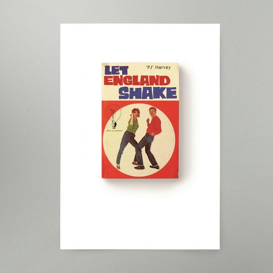 Image of Let England Shake Art Print