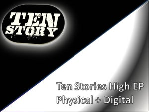Image of Ten Story - Ten Stories High EP Pre-Order(digital + physical)