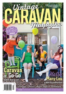 Image of Issue 13 Vintage Caravan Magazine