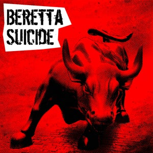 Image of 'Beretta Suicide' album + T Shirt Deal