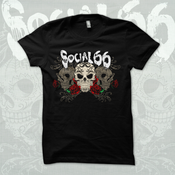 Image of Girls shirt/Sugar skull