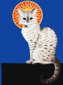 Image of Vive Le Chat (Art Print)