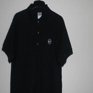 Image of Black HC Polo