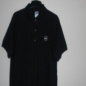 Image of Black HC Polo