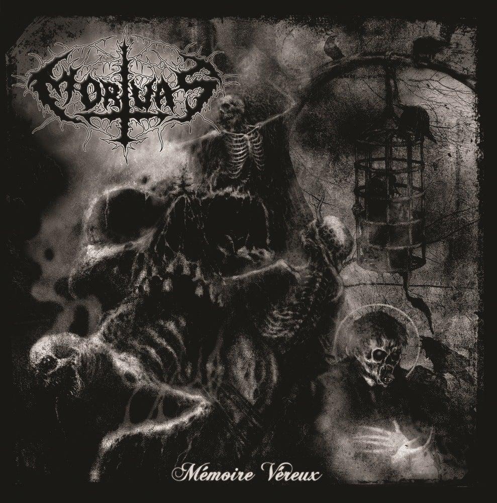Image of HdA008 - Mortuas - Mémoire véreux (version tape)