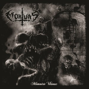 Image of HdA008 - Mortuas - Mémoire véreux (version tape)