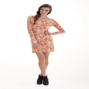 "Image of ""Sun God"" Raglan Dress"