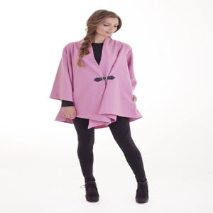 "Image of ""Machu Picchu"" Jacket Pale Pink"