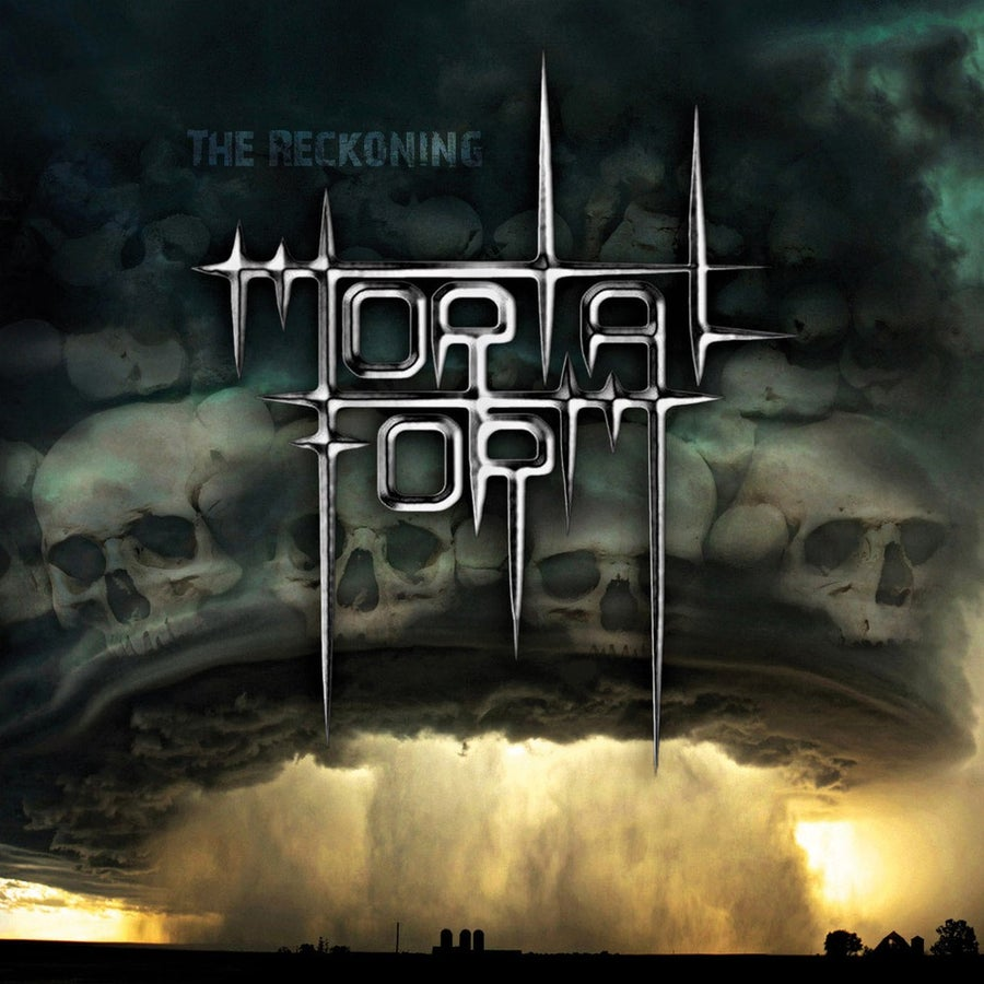 """Image of MORTAL FORM """"The Reckoning"""" CD"""