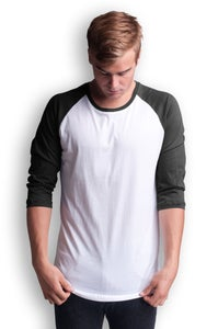 Image of Basic Baseball Raglan