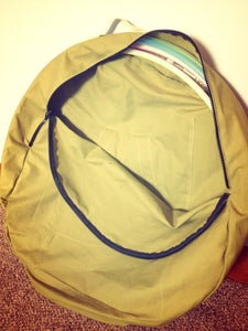 Image of Hula-Hoop Travel Duffel