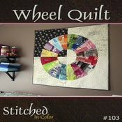 Image of Wheel Quilt Pattern