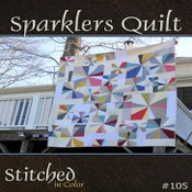 Image of Sparklers Quilt