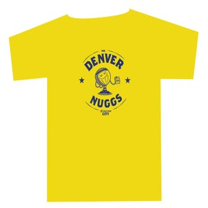 Image of Denver Nuggs Shirt