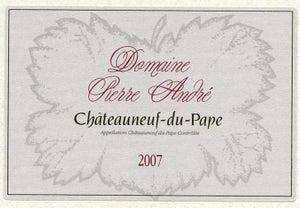 Image of domaine Pierre André