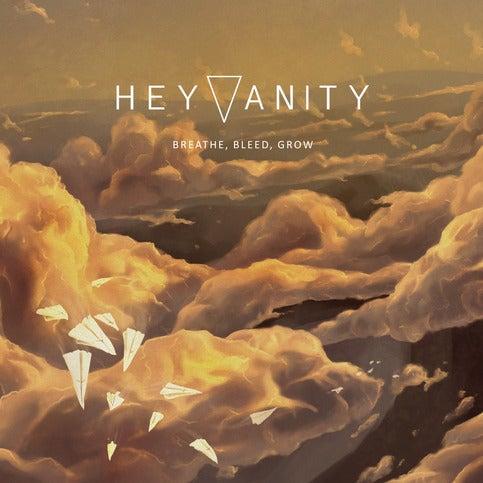 """Image of Hey Vanity - """"Breathe Bleed Grow"""" CD EP"""