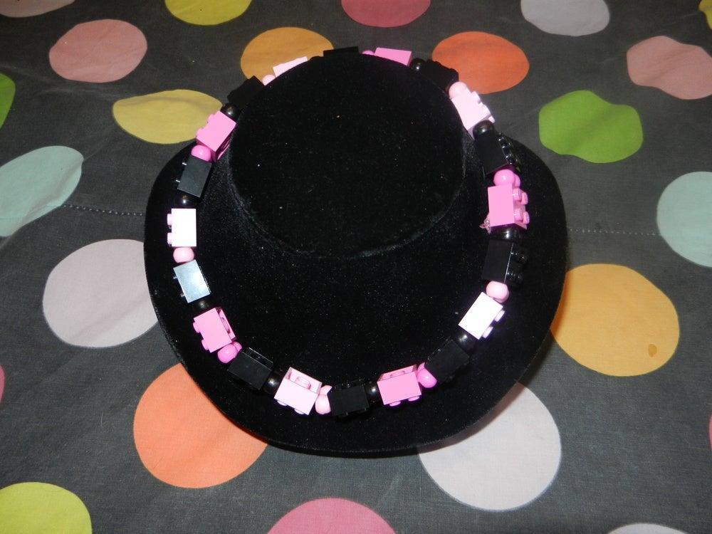 Image of Lego Necklace - Rainbow Lego Necklace