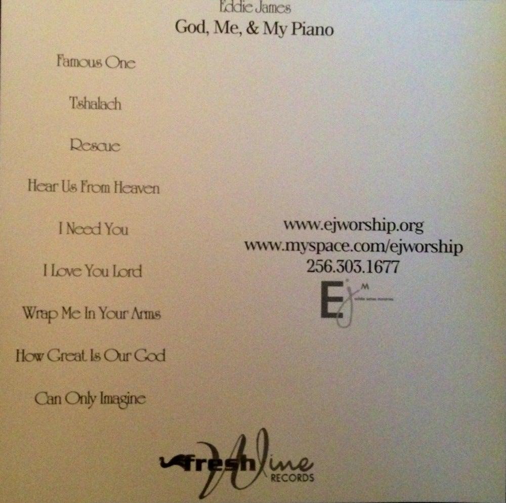 Image of God, Me, & My Piano