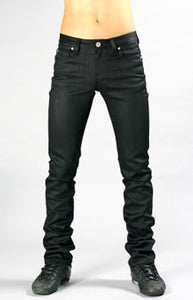 Image of N&F Skinny Guy - Black Power Stretch