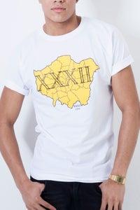 Image of 32LDN Yellow T-Shirt