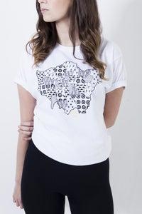 Image of 32LDN B&W T-Shirt