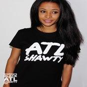 Image of Atl shawty (Women's) Black