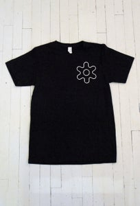 Image of MEN'S GEAR T-SHIRT IN BLACK