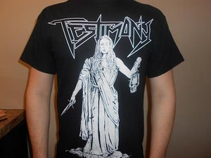 "Image of Testimony ""Truth"" T-Shirt"
