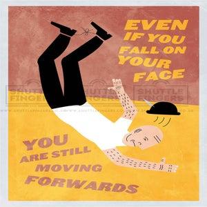 Image of Still Moving Forwards