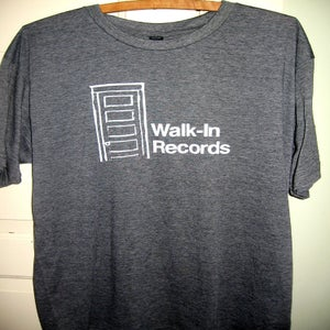 Image of Walk-In Records Logo Shirt