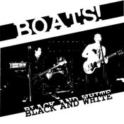 Image of Black and White (Modern Action Records)