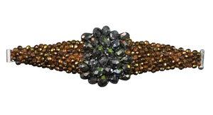 Image of Bracelet Sarah bicolor