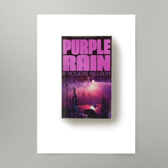 Image of Purple Rain Art Print